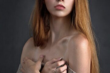 woman, girl, portrait