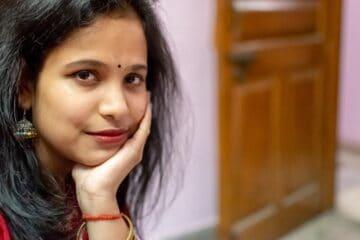 indian girl, female, fashion
