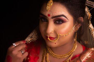 wedding, indian, bride