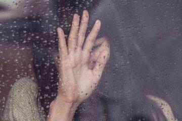 girl, sad, crying