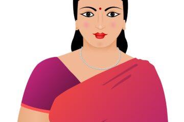indian woman, woman, girl